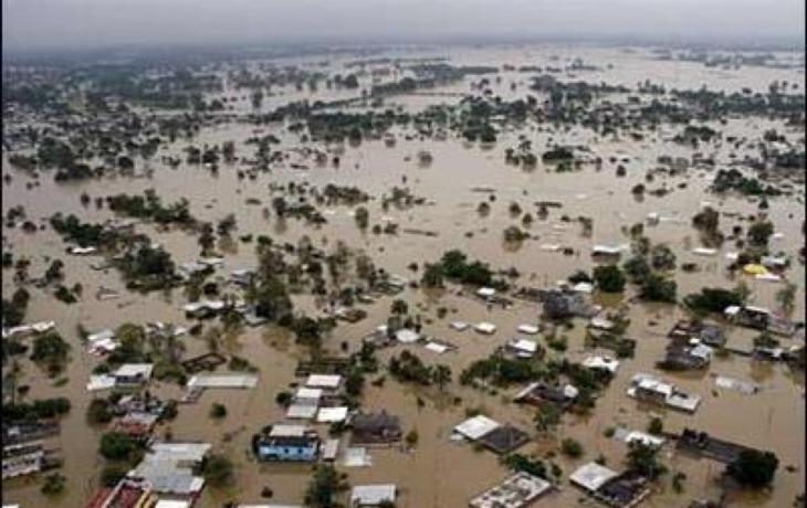 Záplavové území je větší, přestane se stavět