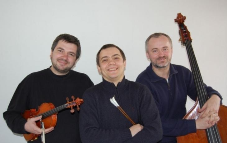 Živelná world music s Pacora triem