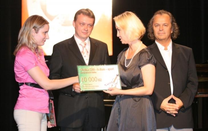 Nadace podpořila mladé umělce