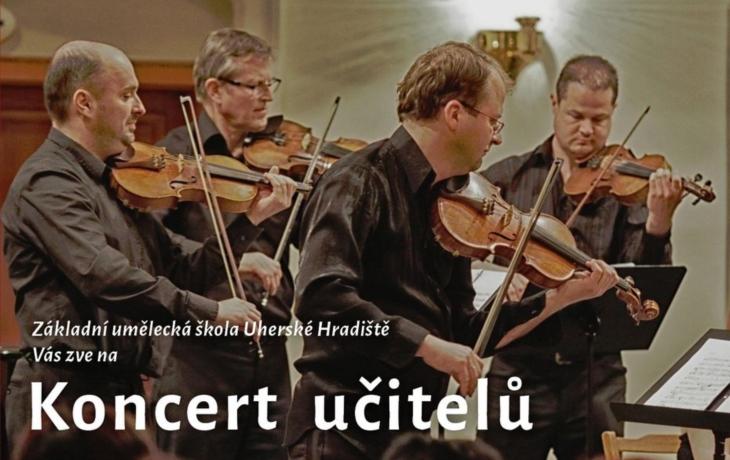 Dnes se můžete bavit na Koncertu učitelů...