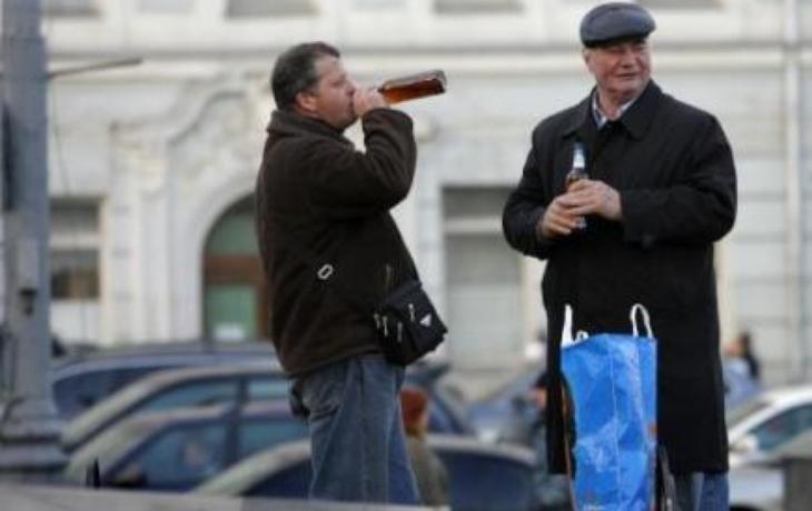 Ostroh zakáže pití v centru