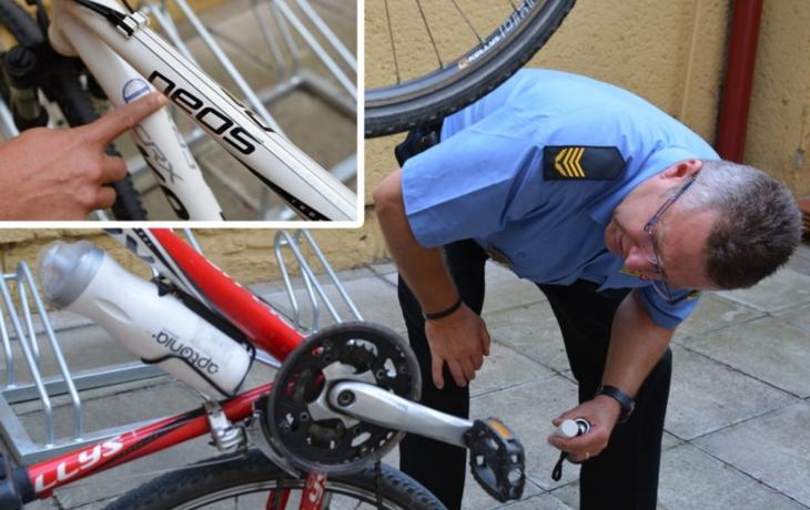 Cyklisté prahnou po DNA, zásoby se tenčí