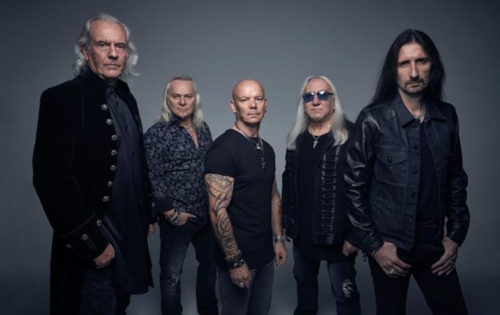 Kytarista Mick Box drží Uriah Heep už půlstoletí na vrcholu