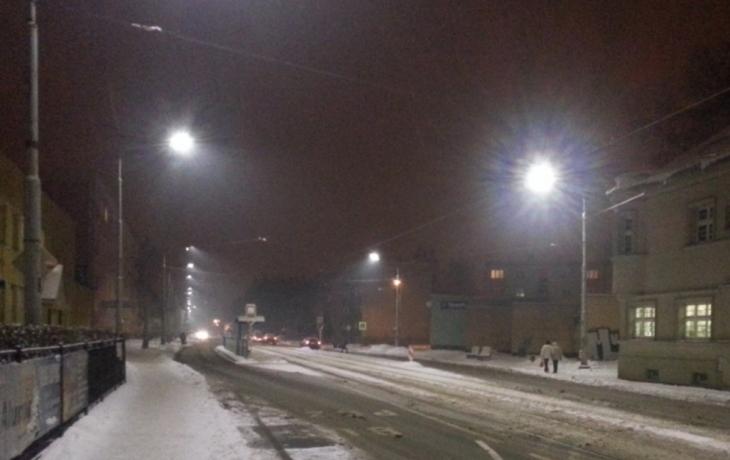 Drslavice a Bojkovice mají nasvítit silnější LED žárovky