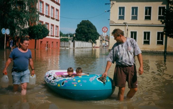 Staňte se spoluautory výstavy 20 let od povodní