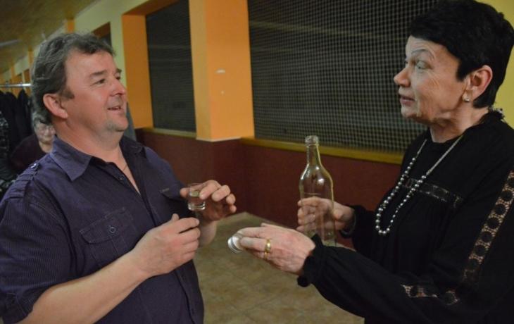 Dalajka zapije šampionem padesátiny