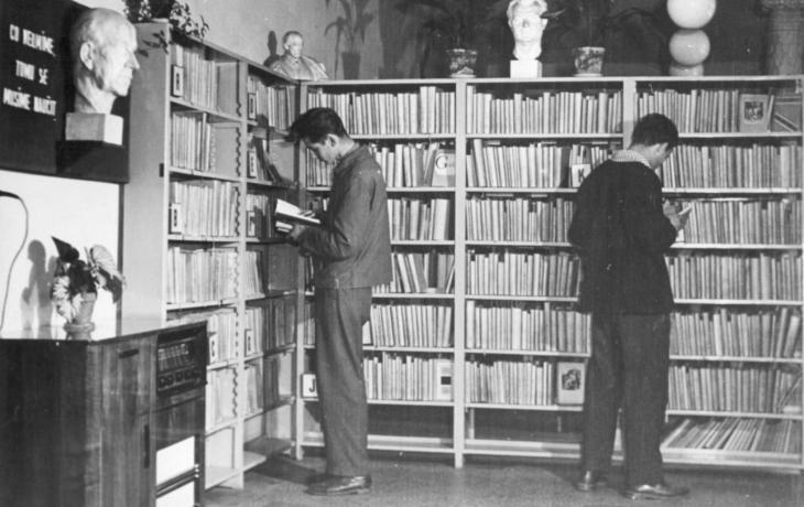 Knihovna v proměnách času IV.