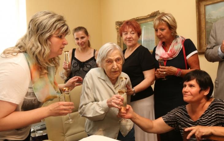Dobrý základ receptem na dlouhověkost