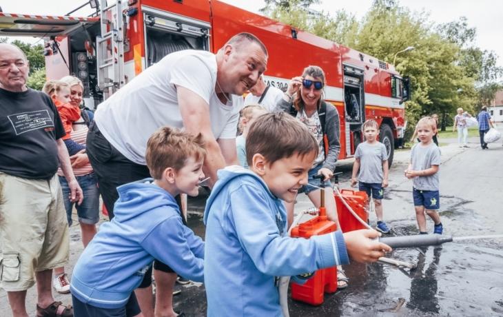 Den pro rodinu - den plný zábavy, soutěží i poučení