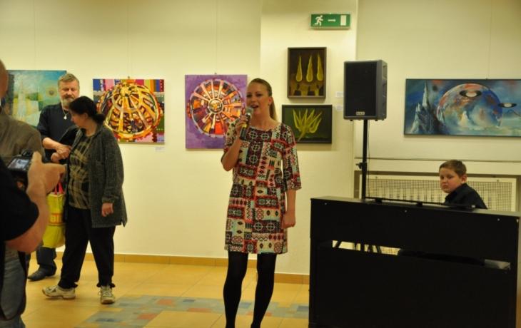 Družební setkání česko-slovenských umělců