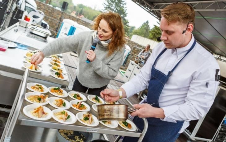 Prázdniny v Uherském Hradišti zakončí Garden Food Festival