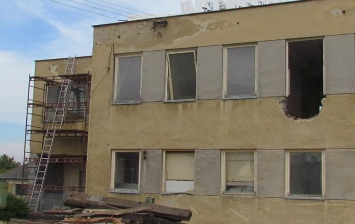 Ubytovna pro nepřizpůsobivé? Nesmysl, ujišťuje podnikatel