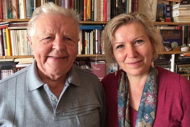Kniha i duchovní koncert k 90. jubileu Karla Dýnky