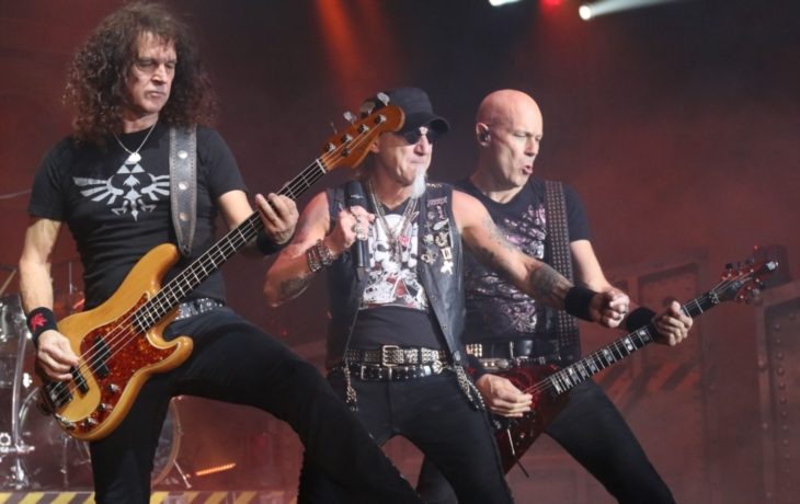 Metalové srdce Accept stále bije!