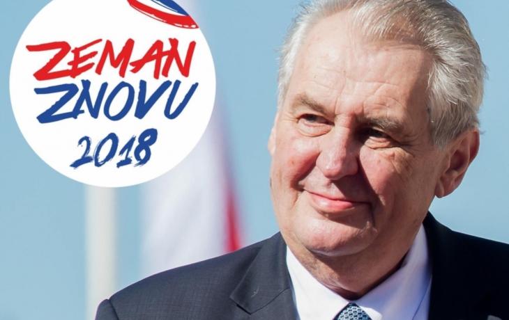 PREZIDENTSKÉ VOLBY: Slovácko poslalo na Hrad znovu Miloše Zemana. V regionu získal 43 769 hlasů