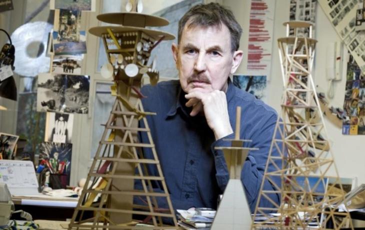 Naděje pro Penkův statek: architekt Milunič, autor Tančícího domu