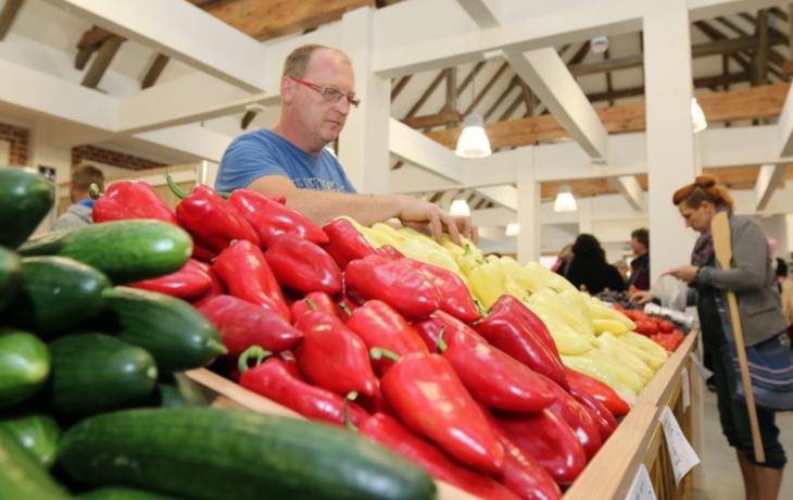 Slovácká tržnice nabídne další farmářské trhy!