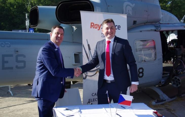 Ray Service podepsal memorandum s americkou firmou Bell