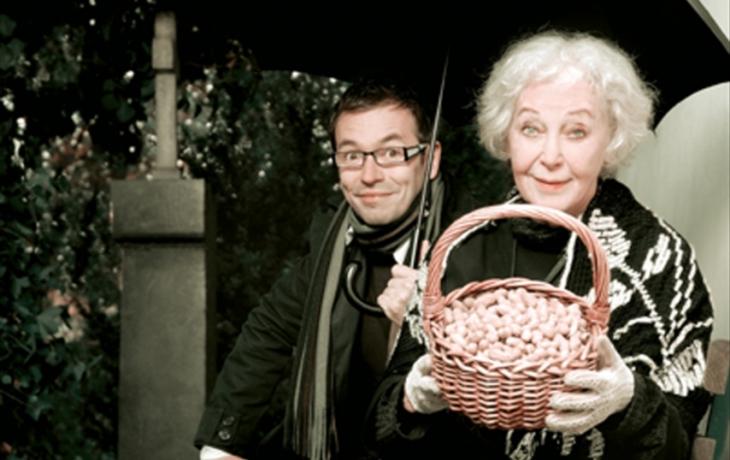 Kdo je kdo v komedii Harold a Maude