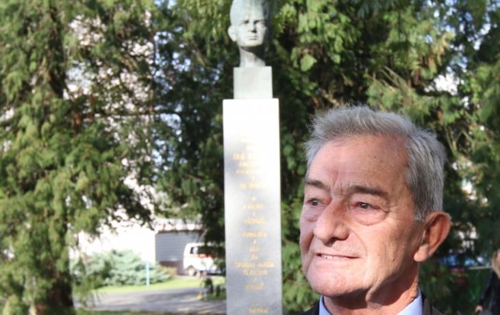 Vignati vyvíjel biologickou zbraň proti nacistům, jeho busta zdobí nemocniční park