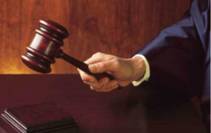 Noví přísedící u soudu