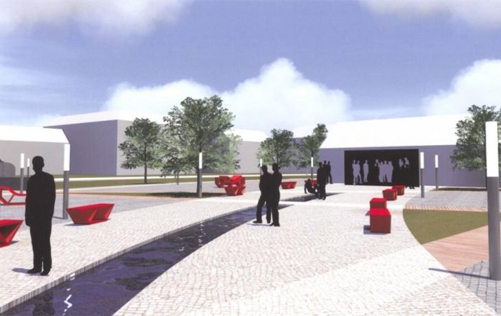 Bojkovice plánují nové náměstí. Vybírají ze 17 návrhů