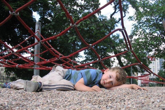 Děti dostanou trampolínu, houpačku i altán
