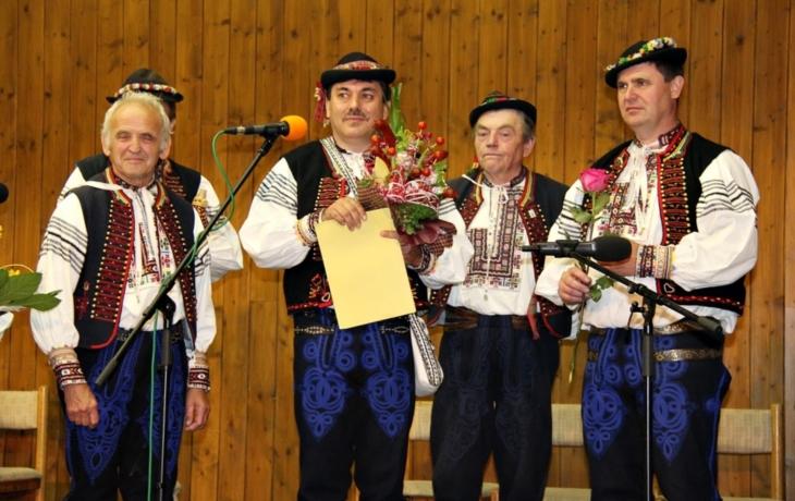 Chlapi z Vápenic slavili desáté výročí