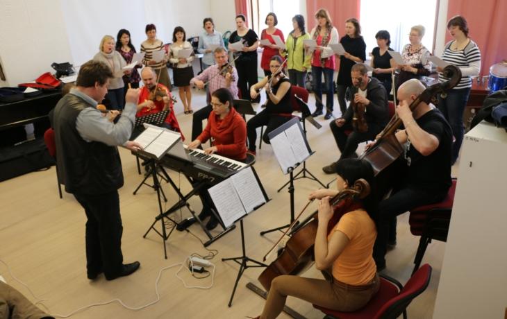Učitelský koncert zušky