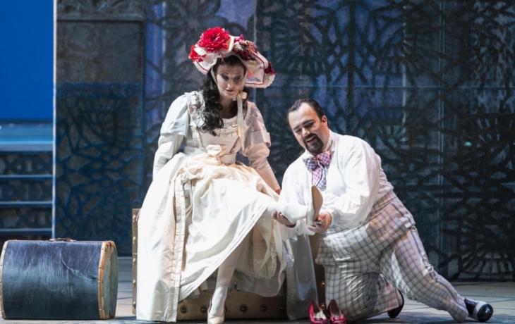 Magický Louskáček i vtipná Rossiniho Italka