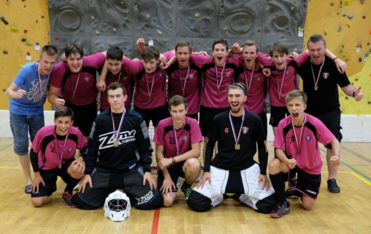 Prague Games: Junioři se dočkali medaile