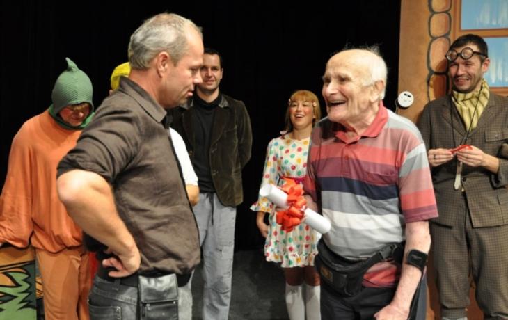 Slovácké divadlo je kolektiv za všechny prachy!