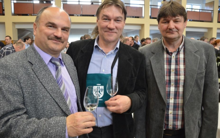 Rodinný úspěch boršických vinařů