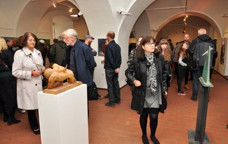 Jubileum slaví v Galerii