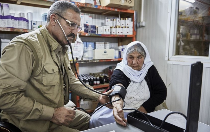Prezentace DMS projektu – klinika u sherfadinu