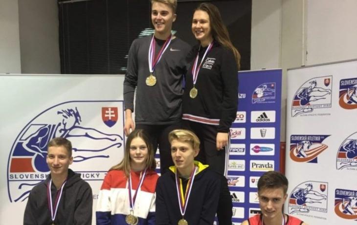 U Dunaje sbírali medaile i rekordy