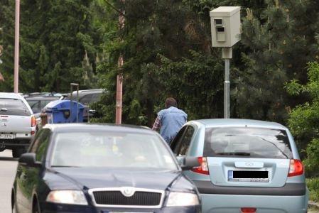 Nová zbraň strážníků v Hradišti: mobilní radary