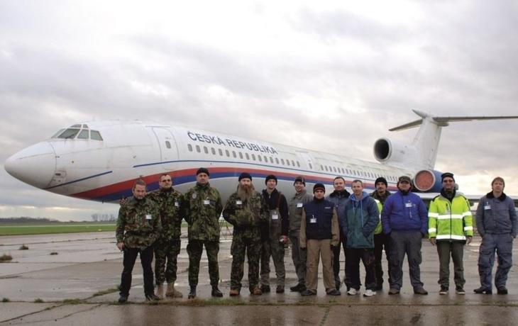 """Ruský obr Tupolev """"přistane"""" v leteckém muzeu!"""