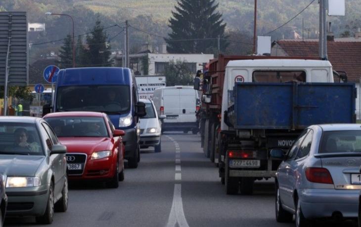 Odradí řidiče zákaz průjezdu?
