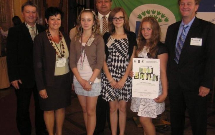 Máme titul Ekoškola, pyšní se v Dolním Němčí