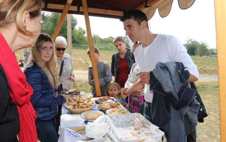 Babí léto provoněly chutě a vůně Slovácka