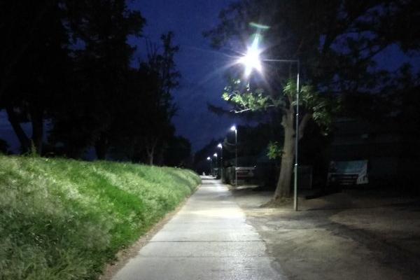 U Moravy se konečně svítí, ale jen ke Sportcentru...