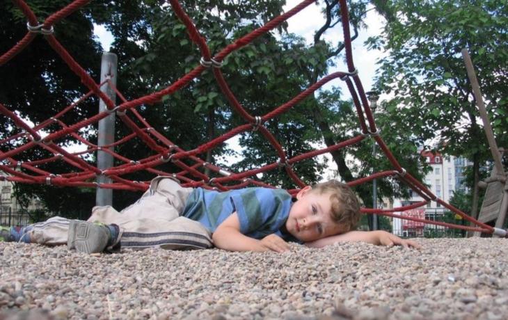 Dětské hřiště rozveselí Nedakonice