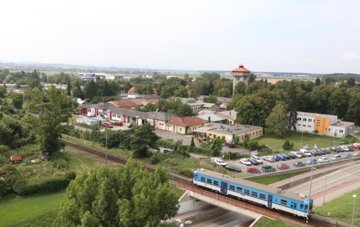 Radnice chce stavět město ve městě, ale trumfy drží Zlínský kraj