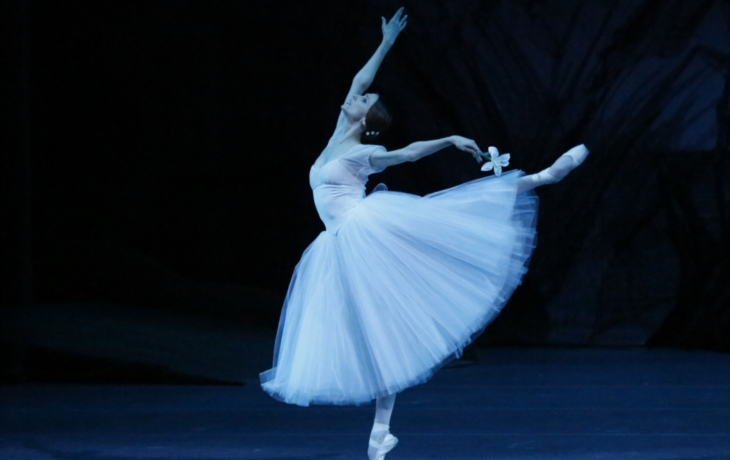 Balet Giselle omámí esenciální vůní romantismu