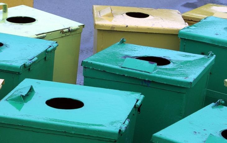 Unie zaplatí 1682 popelnic a kompostérů
