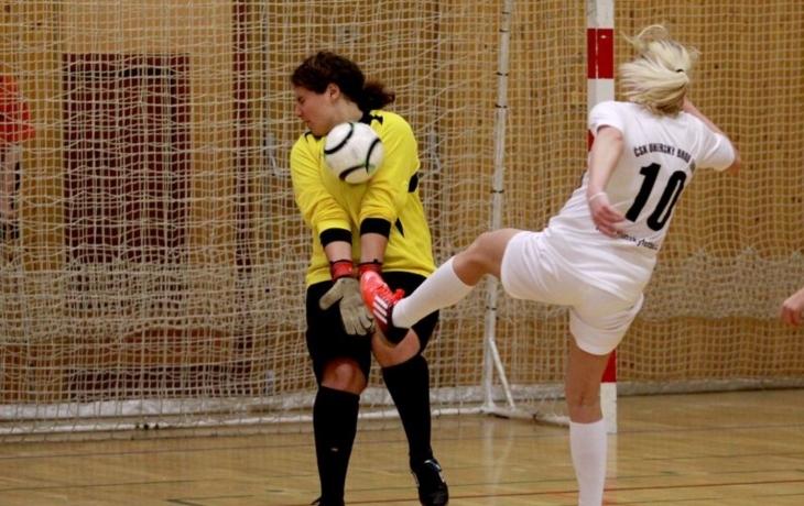 Festival ženského halového fotbalu opět u Olšavy