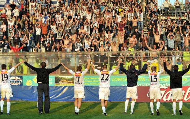 Slovácko vykradlo Andrův stadion