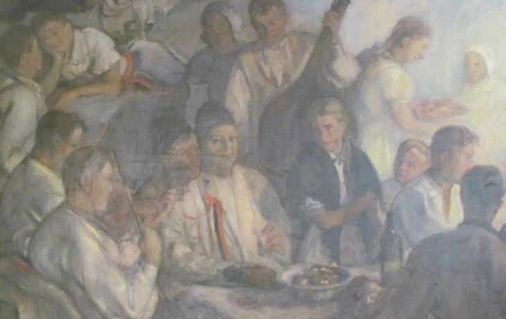 Zastupitelé odmítli obraz. Malíř spolupracoval s gestapem?