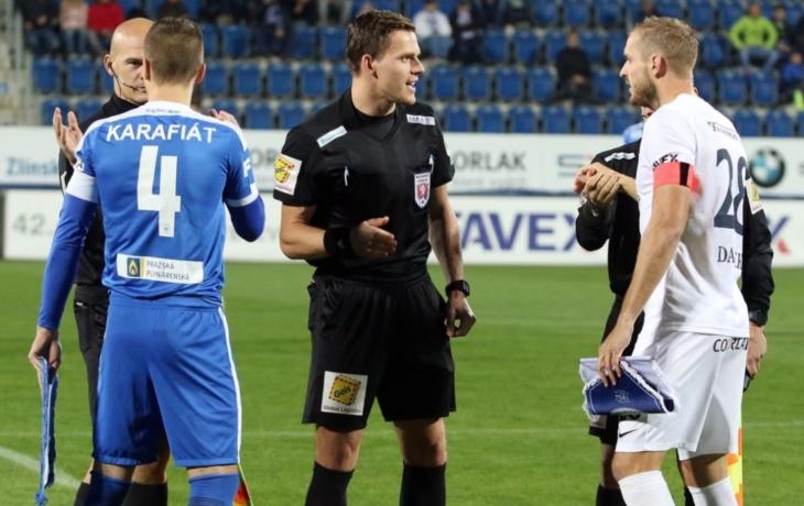 Rozhodčí penaltami pro Liberec nešetřil